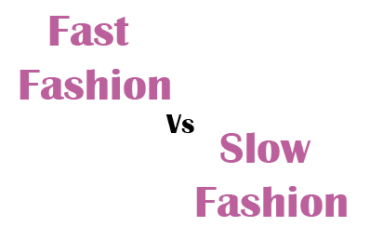 ¿Conoces el slow fashion?